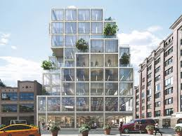 boutique projects which cost a fraction to build but command
