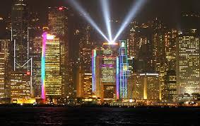 hong kong light show cruise victoria harbour light show hong kong show times review free