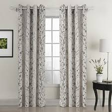 Living Room Curtains And Drapes Rod Pocket Grommet Top Tab Top Double Pleated Two Panels Curtain