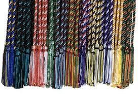 graduation cords graduation honor cords chainettes tassel depot