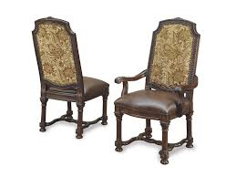 Upholstered Dining Room Chair Dining Chairs With Arms Upholstered And Interior The Superb
