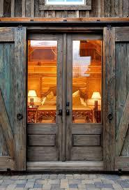 Ideas For Sliding Glass Doors by Best 25 Barn Doors For Homes Ideas On Pinterest Sliding