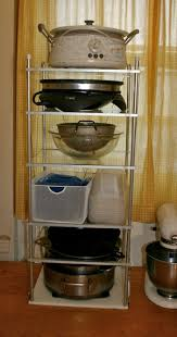 how to organize your kitchen with our free standing plexiglass
