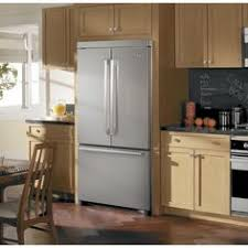 Kitchenaid Counter Depth French Door Refrigerator Stainless Steel - 22 cu ft counter depth french door refrigerator overlay panel