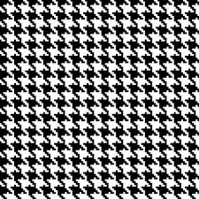 black and white fabric pattern houndstooth puppytooth fabric pattern guide 1 menswear resource