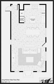 Open Kitchen Floor Plans With Islands 9 Best Main Plan