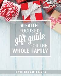 faith gifts a faith focused gift guide for the whole family for the family