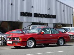 bmw 6 series for sale uk 1988 bmw 6 series 635 csi highline only 58 000 for sale on
