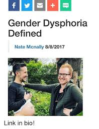 Meme Defined - sms gender dysphoria defined nate mcnally 882017 ri link in bio