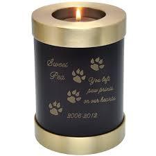 pet urns for cats wholesale pet urn espresso candle holder cat urn