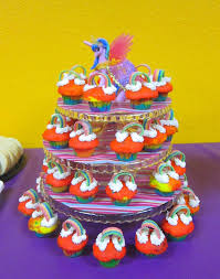 my pony cupcakes 32 best my pony pool party abby 6th images on