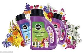 flower food packets garden in a bottle new packet to be produced for the lazy