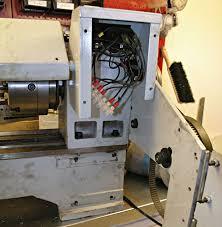 lathe modification variable speed treadmill dc motor