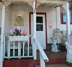 Easter Outdoor Decorations by Exquisite Porch Outdoor Easter Home Design Inspiration Display