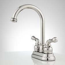 hannon centerset gooseneck bar faucet kitchen