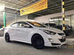 hyundai elantra 2014 white hyundai elantra 2014 sport 1 6 in kuala lumpur automatic sedan