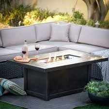 build a propane fire table propane outdoor fire pit table tmosphere homemade propane fire pit