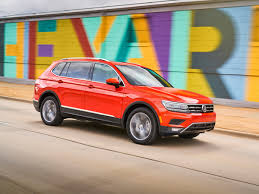 volkswagen suv 3 rows the 2018 volkswagen tiguan is an american style compact suv