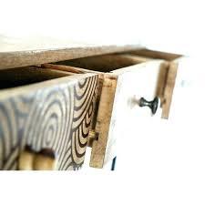 bureau console bois console bureau bois affordable console bureau bois bureau bois