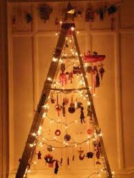 Ladder Decoration For Christmas by 16 Cool Wooden Christmas Tree Ideas Guide Patterns