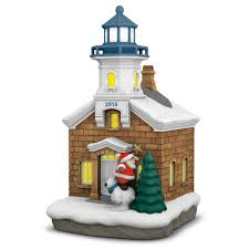 2016 lighthouse hallmark keepsake ornament hooked on