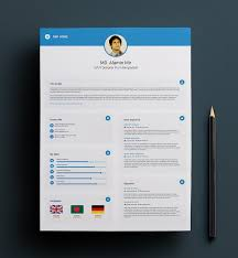 portfolio template word resume template in ms word docx psd html formats