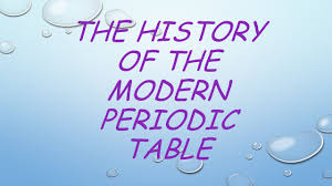 modern table of elements unit 4 the periodic table of elements unit 4 periodic table of