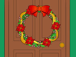 Holiday Wreath How To Make A Holiday Wreath 12 Steps With Pictures Wikihow