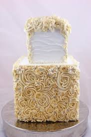 Square Wedding Cakes Square Wedding Cakes Unique Creative And Utterly Craftsy
