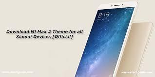 download themes xiaomi redmi 2 mi max 2 theme for all xiaomi devices official