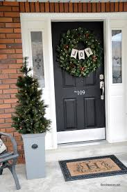 diy home christmas decorations 15 easy diy outdoor christmas decorating ideas a cultivated nest
