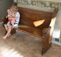 bench pew benches for sale antique large reclaimed solid oak