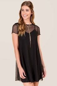 Black Cocktail Dresses With Sleeves Special Occasion Casual Knit Lace U0026 Shift Dresses Francesca U0027s