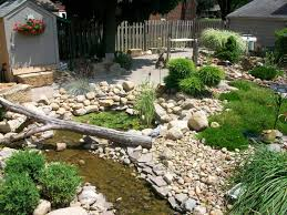 Rock Backyard Landscaping Ideas Gardening U0026 Landscaping Landscaping With Rocks Ideas Interior