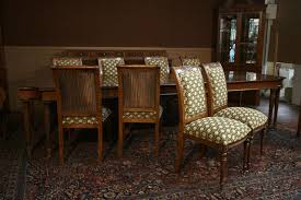 Brown Leather Dining Chairs With Nailheads Upholstered Modern Dining Chairs Dining Room Dining Room Chairs