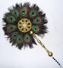 peacock fan sapphire renaissance feather fans collection