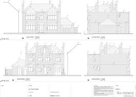 Floor Plan And Elevation Drawings by Measured Building Surveys U0026 Topographical Surveys 0203 905 60 99