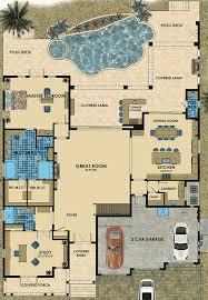 plan 31840dn florida house plan with six bathrooms florida