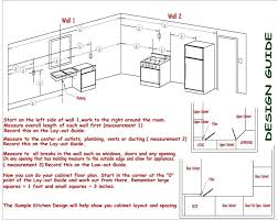 Kitchen Cabinets Height From Floor How To Measure For Kitchen Cabinets Home Design