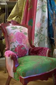hand made hand painted and upholstered antique eastlake chair with