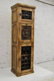 Vertical Bar Cabinet Barn Wood Vertical Bar Cabinet Bh 001 Artesano Home Decor