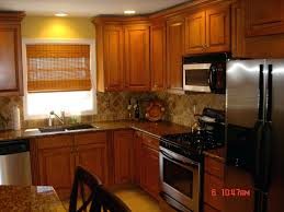Kitchen Design Lebanon Golden Oak Cabinet U2013 Sequimsewingcenter Com