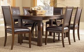 ashley furniture corner table ashley furniture hyland dining room table set images leather chairs