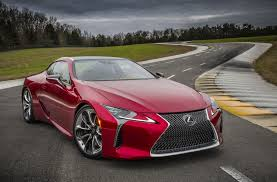 lexus new 2016 lexus moves a mountain to film the new lc 500