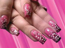 fake nails designs fashion world