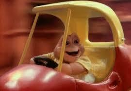 Baby Sinclair Meme - 90s dinosaurs jim henson baby sinclair wafflesinmyvcr