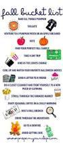 best 20 fall bucket lists ideas on pinterest autumn bucket list