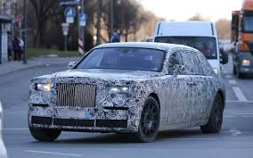 future rolls royce phantom spy shots 2018 rolls royce phantom news specs rumors car