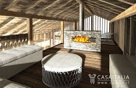 Alta Table A by Luxury Chalets For Sale In Alta Badia Dolomites
