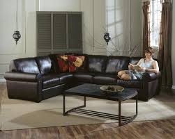 Palliser Chairs Palliser Magnum Transitional Sofa With Sock Arms And Wood Feet